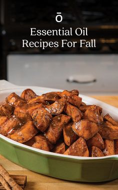 If you're looking for warm, filling, and flavorful meals and treats for autumn, take a look at some of our favorite essential oil recipes for fall. Fall Essential Oils, Cooking With Essential Oils, Healthy Foods, Healthy Recipes, Doterra Blends, Doterra Recipes, Travel Snacks, Doterra Oil, Dr Axe