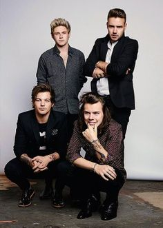 Harry destroyed the thug looking pic AGAIN