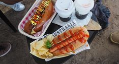 Puppy Tail Cafe, Lane Cove Japanese Hot Dog, Hot Dog Buns, Hot Dogs, Pork Fillet, Tonkatsu, How To Order Coffee, Healthy Pets, Pet Treats