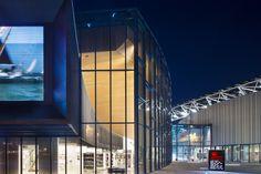 Architecture-Studio, La Grande Passerelle, Saint-Malo, France