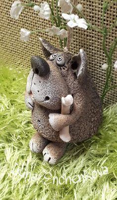 Фотография Pottery Animals, Ceramic Animals, Paper Mache Sculpture, Pottery Sculpture, Ceramic Studio, Ceramic Clay, Clay Projects, Clay Crafts, Safari Home Decor