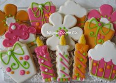Best cookies ever! You have to order them.