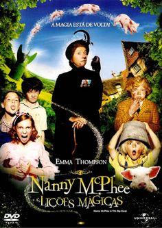 Nanny McPhee e as Lições Mágicas - DVDRip Dual Áudio