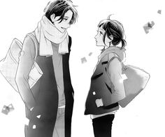 I'm happy that Shishio found a new love but I'm happiER that Mamura and Suzume ended up together ;)