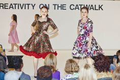 Creativity on the Catwalk fashion show Catwalk Fashion, Fashion Show, Show Photos, Creativity, Summer Dresses, Runway Fashion, Summer Sundresses, Summer Clothing, Summertime Outfits