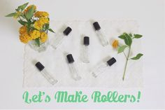 Essential Oil Rollers Best Recipe Ideas and Blends