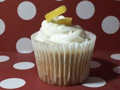 Faking Fancy Cupcakes: Iced Tea Cupcake