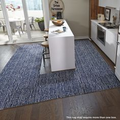 stainmaster x moody blue cut and loop reusable connector carpet tile at loweu0027s with soft and neutral color these beautiful carpet tiles look - Carpet Tiles Lowes