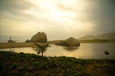 #Sunrise at #Tayrona National Natural Park in #Colombia