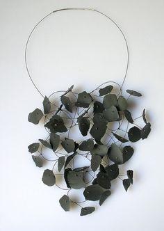 Resultado de imagen de cooper and porcelain  jewellery