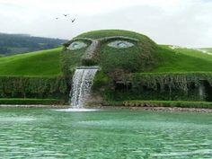 Interessante e incomum  , Austria