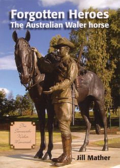 """""""Forgotten Heroes, The Australian Waler horse"""" by Jill Mather Anzac Soldiers, Ww1 History, Anzac Day, War Dogs, Australian Curriculum, Lest We Forget, Remembrance Day, World War One, Horse Breeds"""