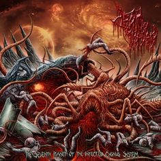 Drain Of Impurity - The Seventh Planet Of The Infected Cygnus System (2016)