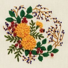 20 Beautiful Hand Embroidery Designs