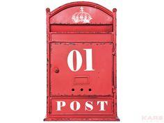 """Ключница """"Королевский почтовый ящик"""" (Royal Post)"""