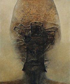 DmochowskiGallery.net - galeria - Sala 12. Obrazy. Lata 1990-1994 -