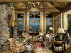 View of the Gore Range in Bachelor Gulch, Colorado #vailvalley #vail #vailrealestate