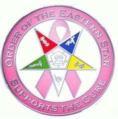 Order of the Eastern Star Support the Cure