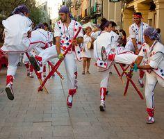 Trobada i cercavila de balls de Pastorets de Catalunya, agost 2011.