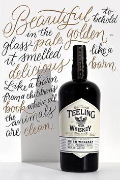 Poet Matthew Rohrer on Teeling Small Batch Irish Whiskey