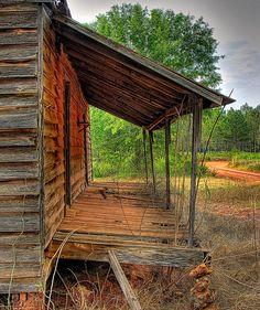 Abandoned, Terrell County, Georgia