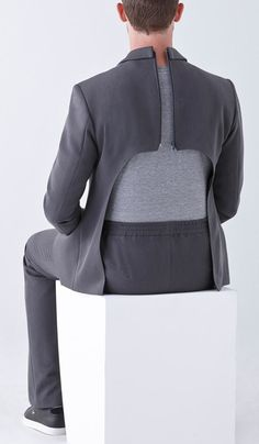""""""""""" Wheelchair Users Now Have A Clothing Line That Fits Their Needs """""""" These clothes, designed by Izzy Camilleri, look a odd out of context, but are completely normal when in use. Wheelchair Accessories, Adaptive Equipment, Mobility Aids, Disabled People, Elderly Care, Occupational Therapy, Special Needs, Disability, Dressmaking"""