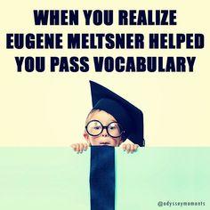 Adventures in Odyssey memes | Eugene Meltsner