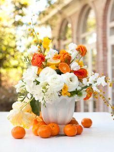 flower arrangements  Arranjos florais - Blog Pitacos e Achados -  Acesse…