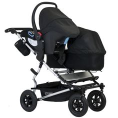 Duet 2.5 stroller - carrycot + protect