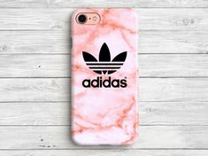Pink Adidas iPhone 7 Case Adidas iPhone 6 Case by PandaCases