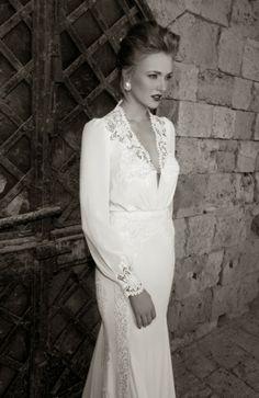 La mas bella colección de vestidos de novia para ti