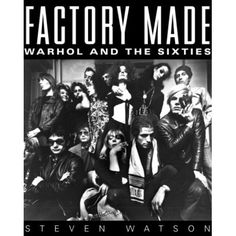 Factory Made:  is a fascinating look at the avant-garde group that came together—from 1964 to 1968—as Andy Warhol's Silver Factory, a cast that included Lou Reed, Nico, Edie Sedgwick, Gerard Malanga, Paul Morrissey, Joe Dallesandro, Billy Name, Candy Darling, Baby Jane Holzer, Brigid Berlin, Ultra Violet, and Viva. Steven Watson follows their diverse lives from childhood through their Factory years.