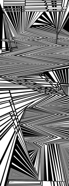of the ages - Dynamic black and white optical obsession, organic abstract by Douglas Christian Larsen, homage and tribute to Brandon Sanderson and his fabulous Mistborn series, especially Hero of the Ages - http://fineartamerica.com/featured/of-the-ages-douglas-christian-larsen.html
