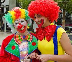 Happy Street Clowns - Portugal