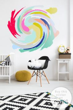Paint sticker • Inspirations • PIXERSIZE.com