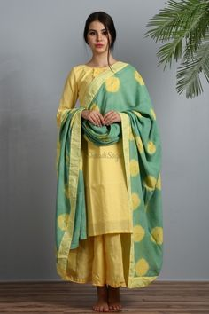Confused, what to wear for your Haldi ? Head to our blog for outfit ideas under budget. Click on the link attached below  #indianwedding #shaadisaga #intimatewedding #bridalfashion #indianweddinginspiration #haldiceremony #haldioutfitideas #weddingoutfitonbudget Indian Attire, Indian Outfits, Dress Design Sketches, Dress Designs, Indian Skirt, Latest Salwar Kameez, Haldi Ceremony, Suit Pattern, Silk Dupatta