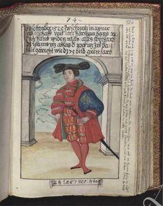 Файл: Trachtenbuch Des Schwarz Маттеус AUS Аугсбург, 1520 - 1560.PDF