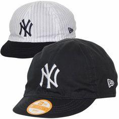 0aa2b72db4d02 New Era New York Yankees Infant Mesaflip Redux Reversible Adjustable Hat -  Navy Blue White