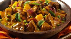 ' This is a quick and easy way to make a mild curry for family and friends