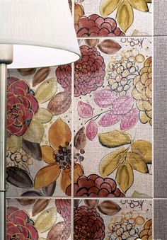 Nice tile, Tiling, tiled finished, artistic atmosphere and fashion style. Blossom Age Series 3