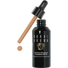Bobbi Brown Intensive Skin Serum Foundation SPF40 - Golden featuring polyvore beauty products colorless
