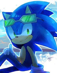 Sonic the hedgehog Sonic The Hedgehog, Hedgehog Movie, Silver The Hedgehog, Shadow The Hedgehog, Hedgehog Art, Sonic 3, Sonic And Amy, Sonic And Shadow, Sonic Fan Art