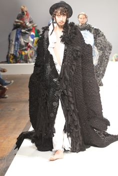 Lives and works in NewYork. Recycled Art, Contemporary Fashion, Goth, Madness, Pray, Fresh, Gothic, Recycle Art, Goth Subculture