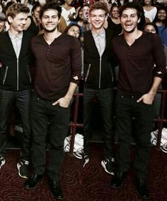 Dylan and Thomas :P