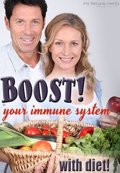 How to Boost Your Immune System With Diet