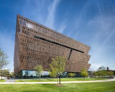 Gallery of How the NMAAHC Became the Greenest Museum in Washington DC  - 1