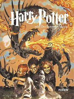 Top 100 Children's Novels Poll #98: Harry Potter and the Goblet of ...
