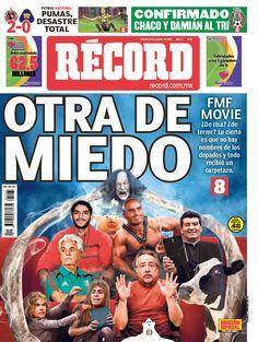 Las mejores portadas del 2013: Los problemas en el futbol mexicano fueron la portada del 10 de agosto