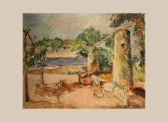 """Landscape"" by Kosta Hakman"