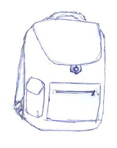 Att sy en ryggsäck